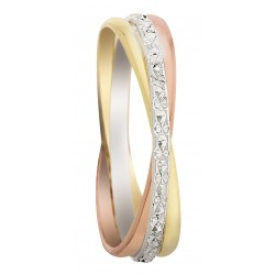 Alliance 3 ors mariage 9 carats 375/1000