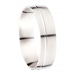 Alliance 6 mm palladium de mariage 950/1000