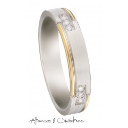 Alliance diamant originale LYON